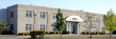 GULLCO International headquarters in Newmarket, Ontario Canada