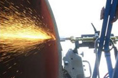 Irish Cement - Kiln Plasma Cutting and Welding