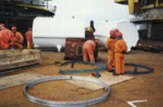 Product Applications - Pipe Cutting