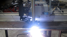 Plasma Cutting Automation