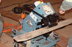 Product Applications - Portable Beveler