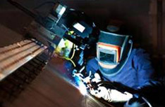 Improve Shipyard Welding Processes With Automation Carriage