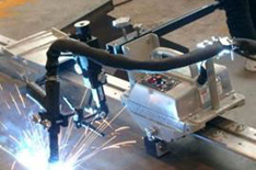 Product Applications - Splice Welding System